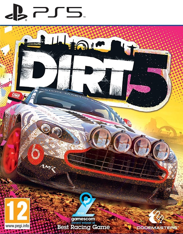 DiRT 5 for PS5