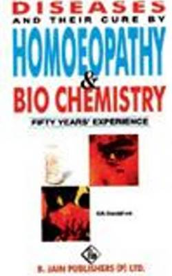 Diseases and Their Cure by Homoeopathy and Biochemistry Remedies by O H Crandall image