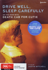 Death Cab For Cutie Drive Well, Sleep Carefully on DVD