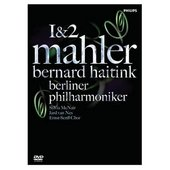 Mahler - Symphonies Nos. 1 and 2 / Bernard Haitink, Berlin Philharmonic on DVD