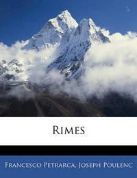 Rimes by Francesco Petrarca