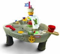 Little Tikes - Anchors Away Pirate Ship Table