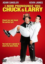 I Now Pronounce You Chuck And Larry on DVD image