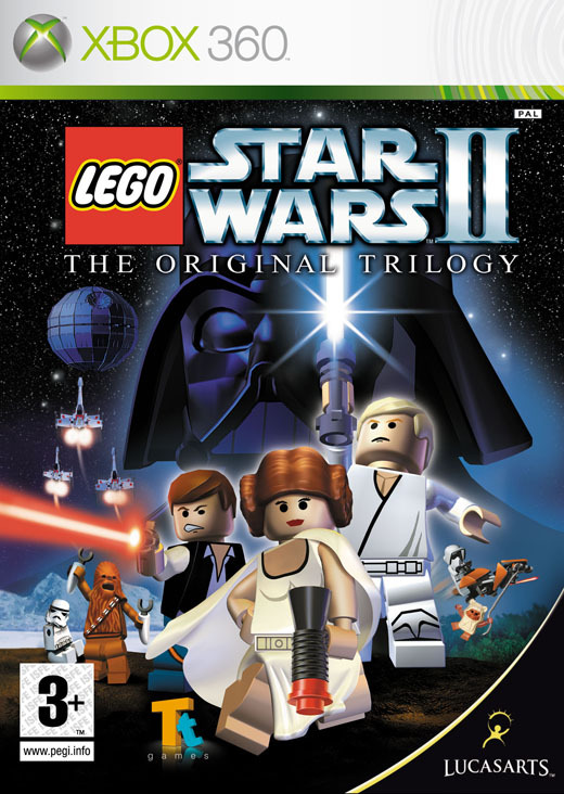 LEGO Star Wars II: The Original Trilogy for Xbox 360
