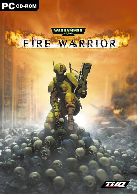 Warhammer 40,000: Fire Warrior for PC Games