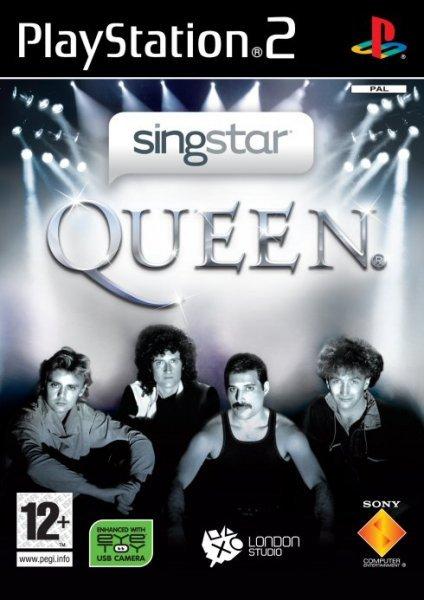 SingStar Queen for PlayStation 2