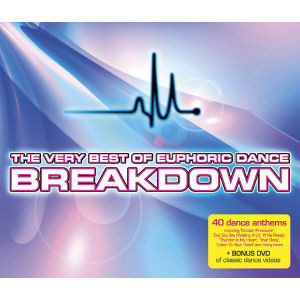 The Very Best Of Euphoric Dance Breakdown by Various Artists