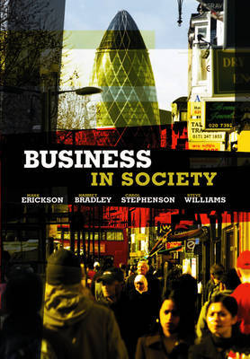 Business in Society by Mark Erickson