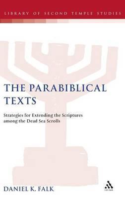Parabiblical Texts by Daniel K Falk image
