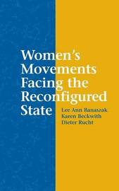 Women's Movements Facing the Reconfigured State image