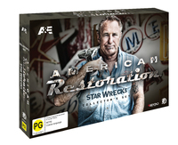 American Restoration: Star Wrecks - Collector's Set on DVD