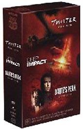 Disaster Movie Collection Deep Impact, Twister, Dante's Peak on DVD