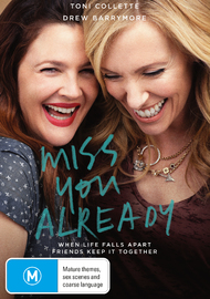 Miss You Already on DVD