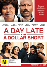 A Day Late And A Dollar Short on DVD