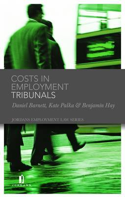 Costs in Employment Tribunals by Daniel Barnett image