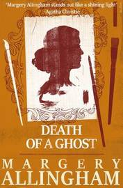 Death of a Ghost by Margery Allingham image