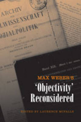 Max Weber's 'Objectivity' Reconsidered image