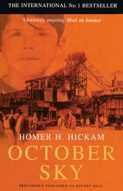 October Sky by Homer H. Hickam image
