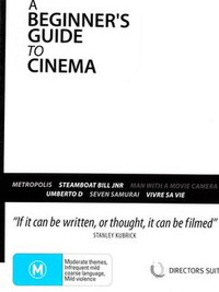 A Beginner's Guide To Cinema (Directors Suite) (7 Disc Box Set) on DVD image