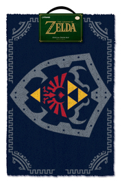 The Legend of Zelda: Hylian Shield - Doormat