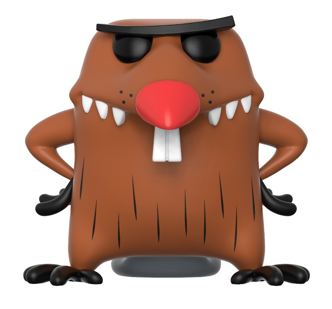 Angry Beavers - Dagget Pop! Vinyl Figure image
