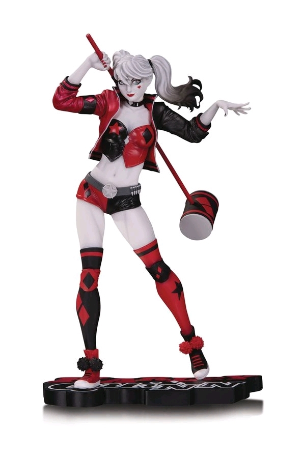 Batman - Harley Quinn by Philip Tan Statue image