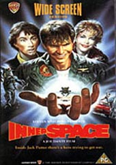 Innerspace on DVD
