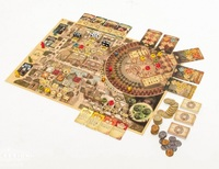 Trickerion: Legends of Illusion - Board Game image