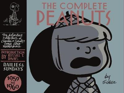 The Complete Peanuts 1959-1960: Volume 5 by Charles M Schulz
