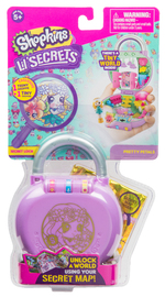 Shopkins: Little Secrets Mini Playset - Pretty Petals