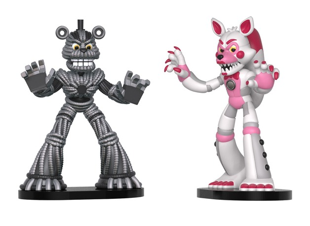 Five Nights at Freddy's: Sister Location - HeroWorld Figures #2 (2-Pack)