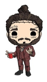 Post Malone - Pop! Vinyl Figure image