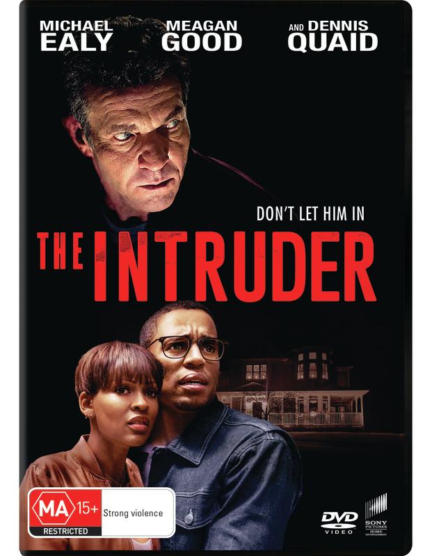 The Intruder on DVD