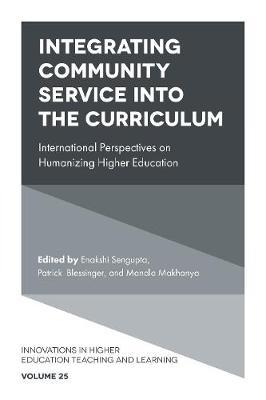Integrating Community Service into the Curriculum