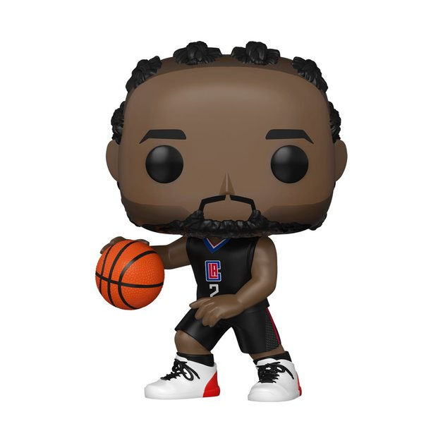 NBA: Clippers - Kawhi Leonard (Alternate) Pop! Vinyl Figure
