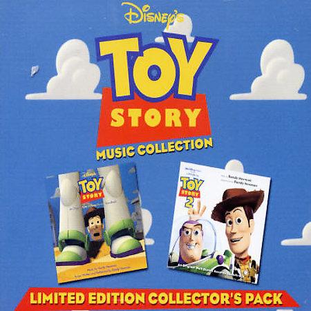 Toy Story 1 & 2 by Original Soundtrack