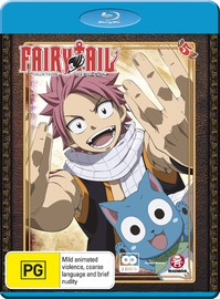Fairy Tail - Collection 5 on Blu-ray image