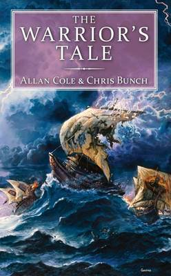 The Warrior's Tale by Allan Cole image