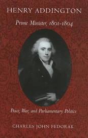 Henry Addington by Charles John Fedorak image