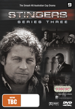 Stingers - Series 3 (6 Disc Set) on DVD