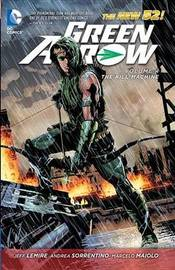 Green Arrow Volume 4: The Kill Machine TP (The New 52) by Jeff Lemire