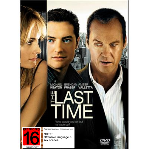 The Last Time on DVD