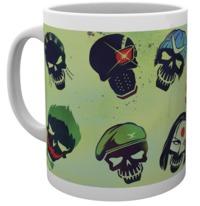 Suicide Squad: Squad Skulls Mug (300ml)
