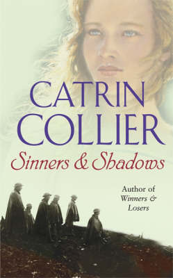 Sinners & Shadows by Catrin Collier image