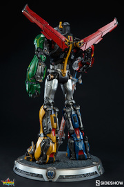 "Voltron: Defender of the Universe - 27"" Maquette Statue image"