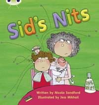 Bug Club Phonics Bug Set 01-02 Sid's Nits by Nicola Sandford