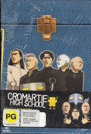 Cromartie High School  - Collector's Box & Vol 1 on DVD image