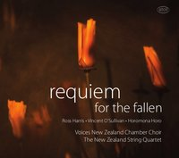 Requiem For the Fallen by Ross Harris & Horomona Horo