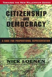 Citizenship and Democracy by Nick Loenen image