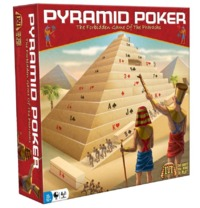 Pyramid Poker - Board Game